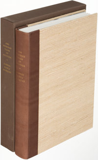 [Limited Editions Club]. Gabriel Garcia-Márquez. One Hundred Years of Solitude. New York: [1982