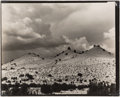 Photographs:Gelatin Silver, Ernest Knee (American, 1907-1982). Sand Hills, Abiquiu, New Mexico, 1930s. Gelatin silver, printed later. 7-1/2 x 9-1/2 ...