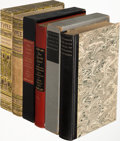Books:Fine Press & Book Arts, [Limited Editions Club]. Nathaniel Hawthorne. Typee [and:] The House of the Seven Gables [and:] The Scarlet ... (Total: 3 Items)