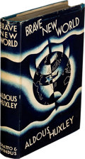 Books:Science Fiction & Fantasy, Aldous Huxley. Brave New World. London: Chatto & Windus, 1932. First edition, trade issue....