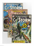 Silver Age (1956-1969):War, Captain Storm Group (DC, 1964-66) Condition: Average VG+. A 13-issue group lot of the '60s war title that includes three cop... (Total: 13 Comic Books Item)