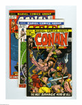 Bronze Age (1970-1979):Miscellaneous, Conan the Barbarian #12-25 Group (Marvel, 1971-73) Condition:Average FN/VF. Issues # 12, 13, 14, 15, 16, 17, 18, 19, 20, 21...(Total: 14 Comic Books Item)