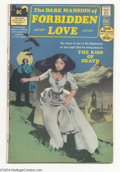 Bronze Age (1970-1979):Horror, Dark Mansion of Forbidden Love #3 (DC, 1972) Condition: FN/VF. JeffJones cover. Don Heck art. Overstreet 2004 FN 6.0 value ...
