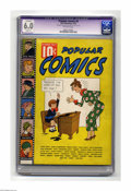 Golden Age (1938-1955):Miscellaneous, Popular Comics #9 (Dell, 1936) CGC Apparent FN 6.0 Slight (P) Off-white pages. Features Apple MAry, Orphan Annie, Dick Tracy...