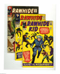 Silver Age (1956-1969):Western, Rawhide Kid Group (Marvel, 1965-70) Condition: Average VG+. This group includes #49, 56, 57, 58, 59, 60, 64, 66, 67, 70, 71,... (Total: 20 Comic Books Item)
