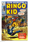 Bronze Age (1970-1979):Western, The Ringo Kid #9 and 10 Group (Marvel, 1971). This group consists of two comics: #9 (VF+); and 10 (NM-). Artists include: He... (Total: 2 Comic Books Item)