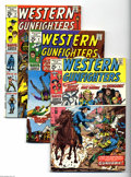 Bronze Age (1970-1979):Western, Western Gunfighters (Marvel 70s) Group (Marvel, 1970-71) Condition: VF-. This group contains issues #1 through 5. In issue #... (Total: 5 Comic Books Item)