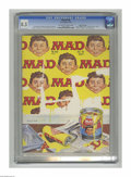 Magazines:Mad, Mad #148 Gaines File Copy (EC, 1972) CGC VF+ 8.5 Off-white to whitepages. Norman Mingo cover. Mort Drucker, Al Jaffee, Jack...