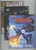 Bronze Age (1970-1979):Miscellaneous, Miscellaneous Punisher-Related Magazines Group (Various, 1989)Condition: Average NM. This group includes The Punisher Mag...(Total: 4 Comic Books Item)