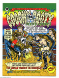 Bronze Age (1970-1979):Alternative/Underground, Coochy Cooty Men's Comics #1 (The Print Mint, 1970) Condition: VF. Scarce first printing. Robert Williams art and story. Lis...