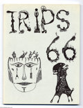 Silver Age (1956-1969):Alternative/Underground, Underground Art Book: Trips 66 (Gordon Barbery, 1967) Condition:VF. Softcover. Limited first edition....