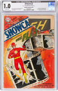 Silver Age (1956-1969):Superhero, Showcase #4 Murphy Anderson File Pedigree (DC, 1956) CGC FR 1.0 Off-white pages....