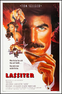 """Lassiter & Other Lot (Warner Brothers, 1984). Rolled, Very Fine-. One Sheets (3) (27"""" X 41"""") Steve Cho..."""