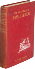Books:Mystery & Detective Fiction, [R. Austin Freeman and Dr. John James Pitcairn]. Clifford Ashdown. The Adventures of Romney Pringle. London: Ward, L...