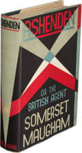 Books:Mystery & Detective Fiction, W. Somerset Maugham. Ashenden.