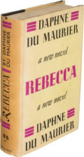Books:Mystery & Detective Fiction, Daphne du Maurier. Rebecca. London: Victor Gollancz Limited, 1938. First edition. ...