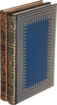 [Limited Editions Club]. Lewis Carroll. Alice's Adventures in Wonderland. Illustrated by John Tenniel. New York: The...