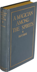 Books:Metaphysical & Occult, Harry Houdini. A Magician Among the Spirits. New York: Harper & Brothers, 1924. First edition. ...