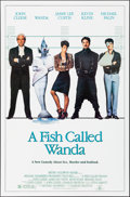 """Movie Posters:Comedy, A Fish Called Wanda & Other Lot (MGM, 1988). Rolled, Very Fine+. One Sheets (3) (27"""" X 41"""" & 27"""" X 40"""") SS. Comedy."""