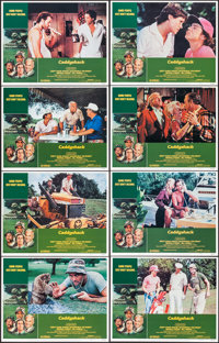 "Caddyshack (Orion, 1980). Near Mint. Lobby Card Set of 8 (11"" X 14""). Comedy. ... (Total: 8 Items)"