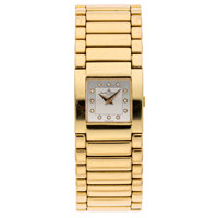 Baume & Mercier Lady's Diamond, Gold Watch