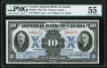 Canadian Currency, Canada Imperial Bank of Canada $10 - Toronto 1.11....