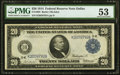 Fr. 1004 $20 1914 Federal Reserve Note PMG About Uncirculated 53