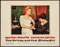 "Movie Posters:Romance, The Prince and the Showgirl (Warner Brothers, 1957). Very Fine. Lobby Card (11"" X 14""). Romance.. ..."