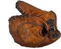 Baseball Collectibles:Others, 1946 Babe Ruth Signed Fielder's Glove....