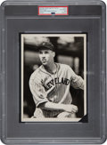 Baseball Collectibles:Photos, 1936 Bob Feller Original News Photograph, PSA/DNA Type 1. ...