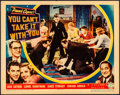 "Movie Posters:Academy Award Winners, You Can't Take It with You (Columbia, 1938). Very Fine-. Lobby Card (11"" X 14""). Academy Award Winners.. ..."