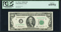 Small Size:Federal Reserve Notes, Fr. 2161-C $100 1950D Federal Reserve Note. PCGS Gem New 65PPQ.. ...