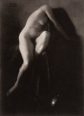 Photographs:Photogravure, Edward Steichen (American, 1879-1973). In Memoriam, 1901. Photogravure, printed later. 10 x 7-1/2 inches (25.4 x 19.1 cm...