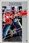 """Movie Posters:Rock and Roll, The Buddy Holly Story (Columbia, 1978). Very Fine- on Linen. One Sheet (27.25"""" X 40.75"""") Style B. Rock and Roll.. ..."""
