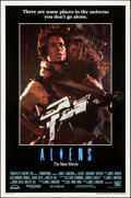 """Movie Posters:Science Fiction, Aliens (20th Century Fox, 1986). Rolled, Fine/Very Fine. International One Sheet (27"""" X 41"""") SS. Science Fiction.. ..."""