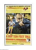Movie Posters:Adventure, A Boy Ten Feet Tall (Paramount, 1965)....