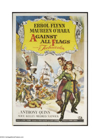 Against All Flags (Universal, 1952)
