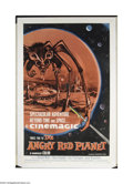 Movie Posters:Science Fiction, The Angry Red Planet (American International, 1960)....