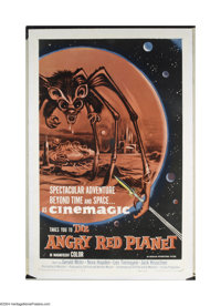 The Angry Red Planet (American International, 1960)