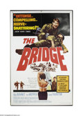 Movie Posters:War, The Bridge (Allied Artists, 1961)....