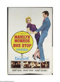 Movie Posters:Drama, Bus Stop (20th Century Fox, 1956)....