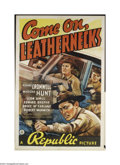 Movie Posters:War, Come On, Leathernecks! (Republic, 1938)....