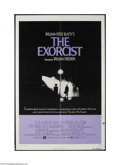 Movie Posters:Horror, The Exorcist (Warner Brothers, 1974)....