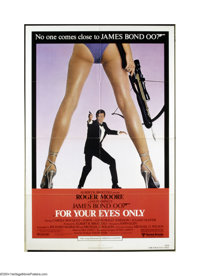 For Your Eyes Only (United Artists, 1981)