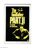 Movie Posters:Crime, The Godfather Part II (Paramount, 1974)....