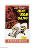 Movie Posters:Cult Classic, Hot Rod Gang (American International, 1958)....