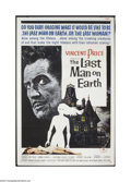Movie Posters:Science Fiction, The Last Man on Earth (American International, 1964)....