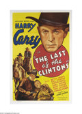 Movie Posters:Western, The Last of the Clintons (Ajax Pictures Corporation, 1935)....
