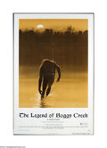 Movie Posters:Thriller, The Legend of Boggy Creek (Howco, 1973)....