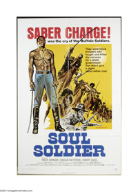 Soul Soldier (Fanfare Films Inc, 1970)